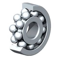 Brg 1000 2000 SERIES DOUBLE ROW SELF ALIGNING BALL BEARING