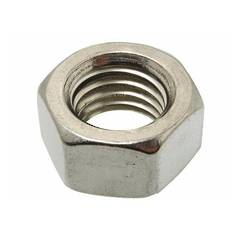 STAINLESS HEX NUT